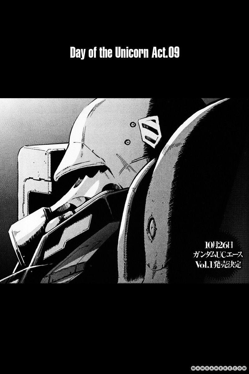 Gundam UC: Bande Dessinee 9 Page 1