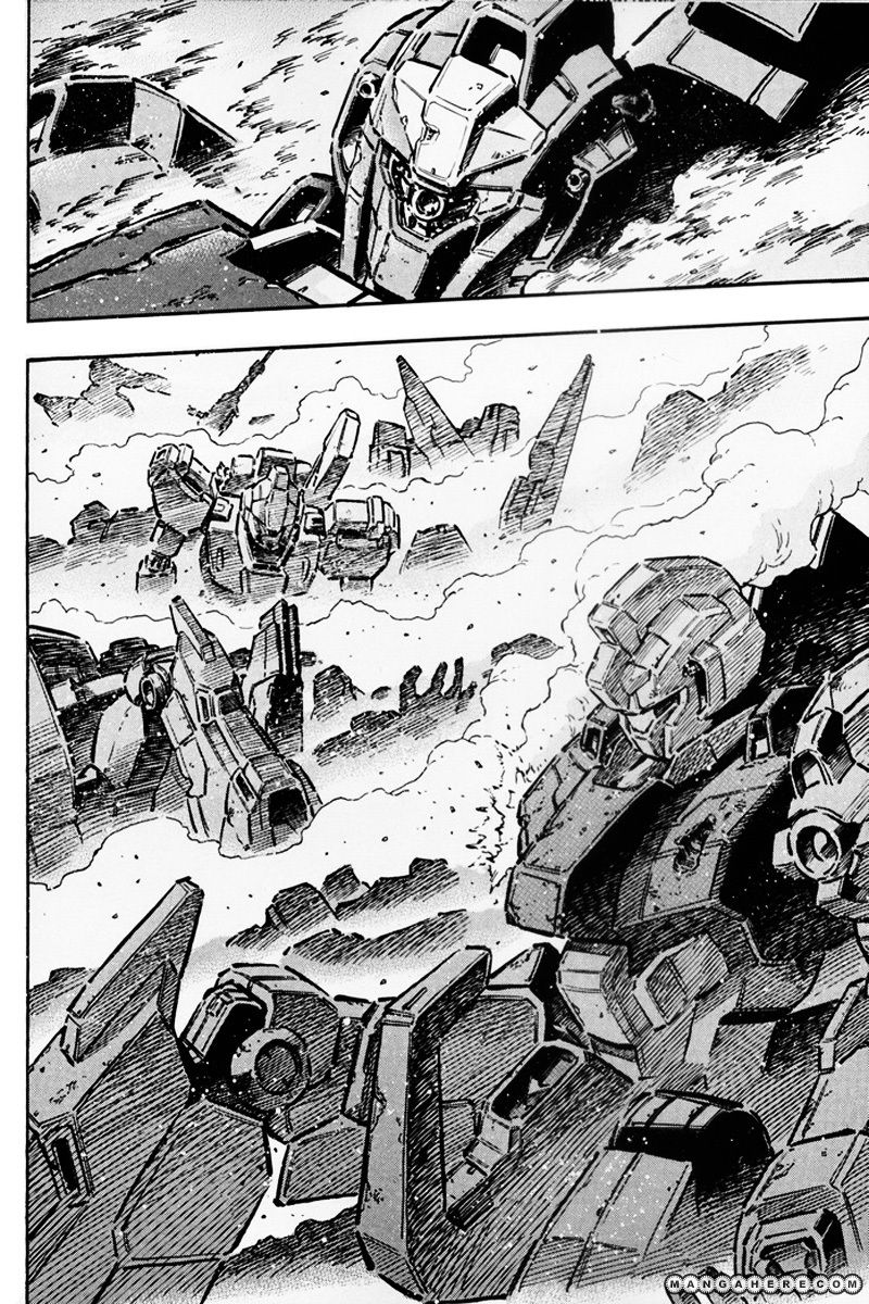 Gundam UC: Bande Dessinee 10 Page 2