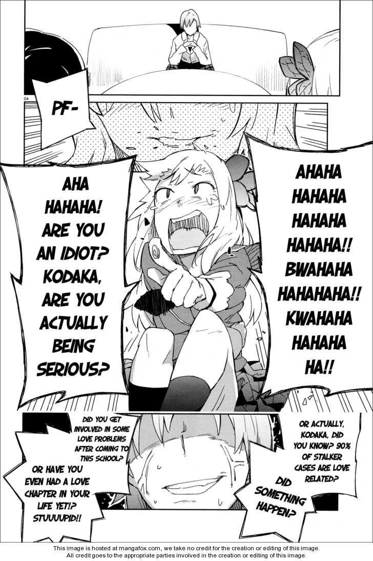 Boku wa Tomodachi ga Sukunai 5 Page 4