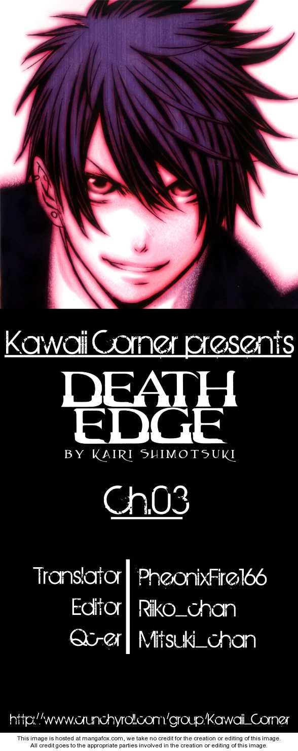 Death Edge 3 Page 1