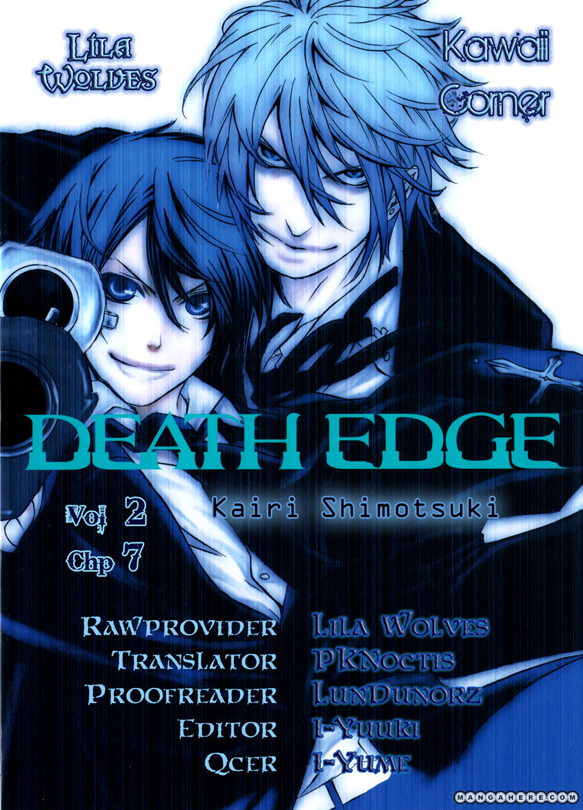 Death Edge 7 Page 1