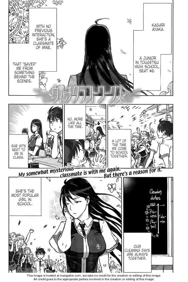 Witch Craft Works 2 Page 2