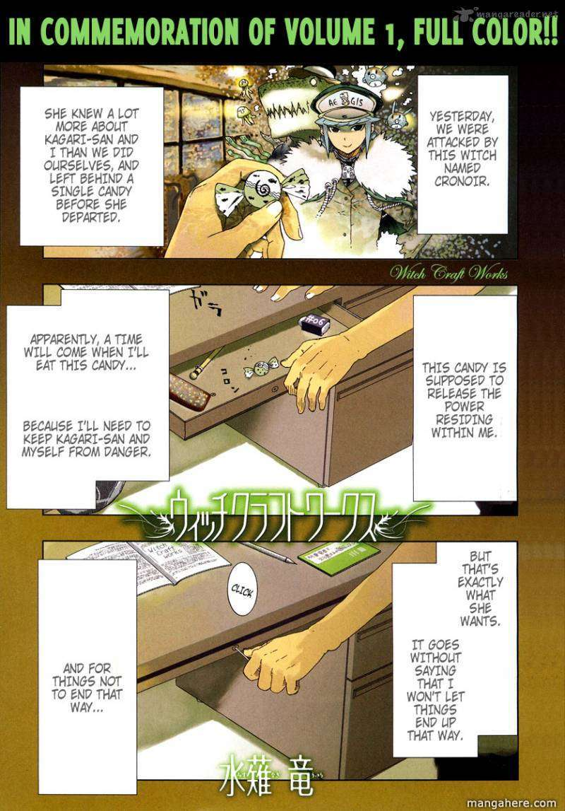 Witch Craft Works 6 Page 4