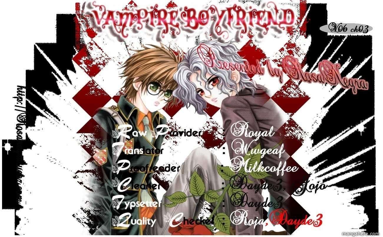 My Boyfriend is a Vampire 23 Page 1