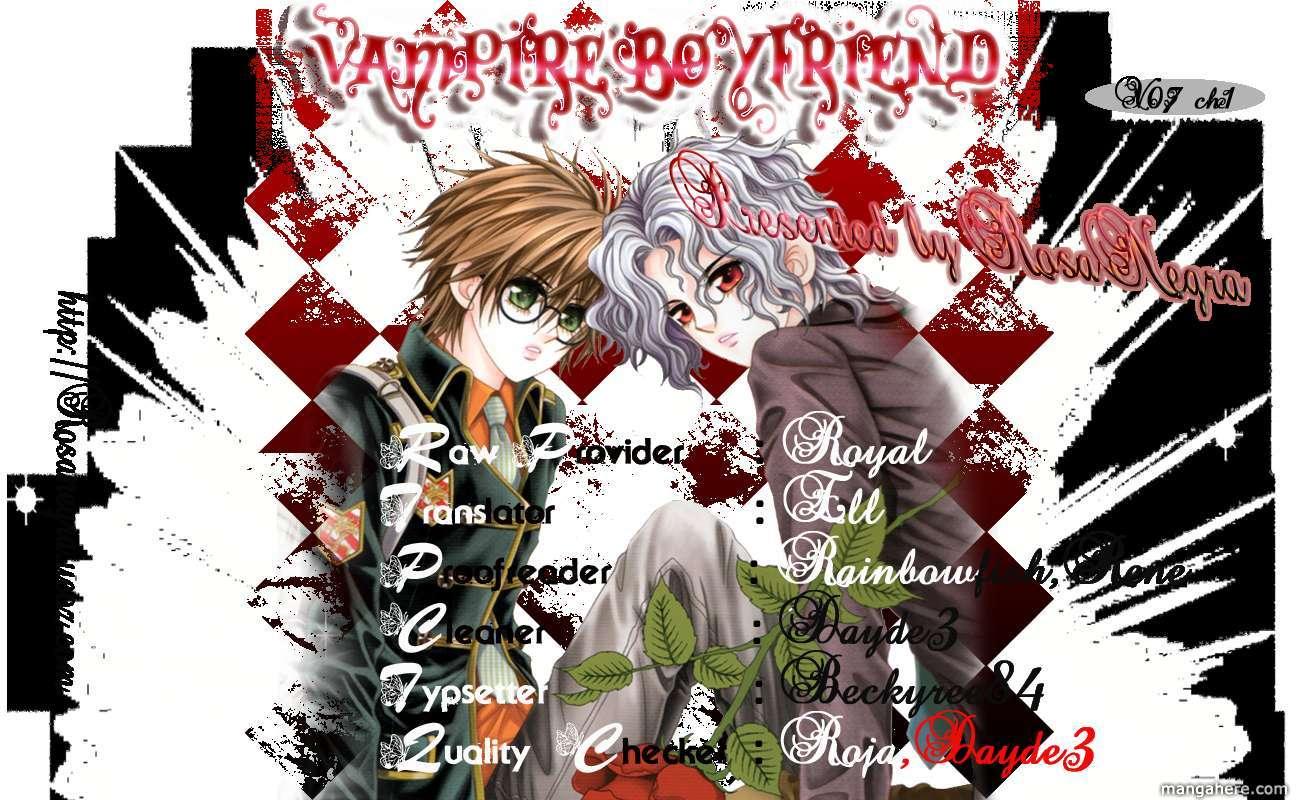 My Boyfriend is a Vampire 24 Page 1