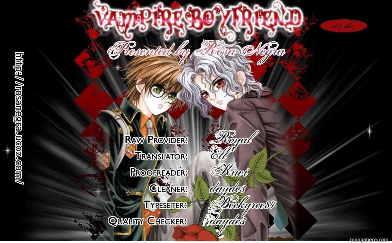 My Boyfriend is a Vampire 27 Page 2