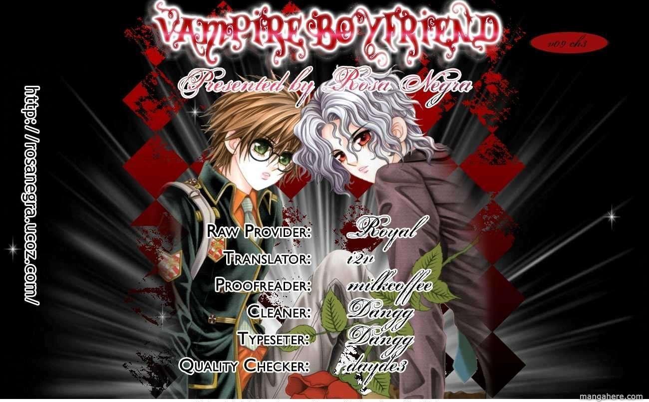 My Boyfriend is a Vampire 30 Page 1