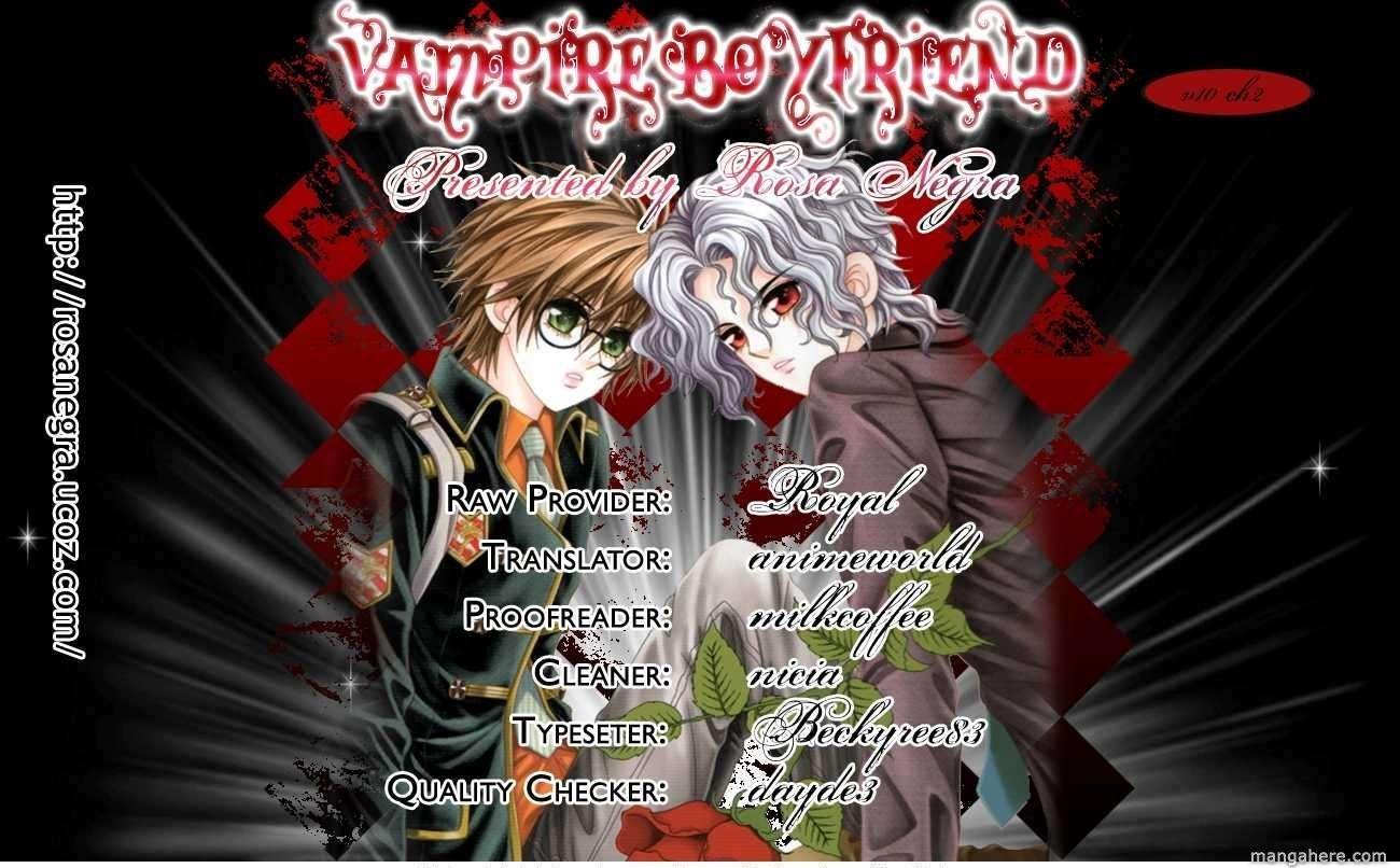 My Boyfriend is a Vampire 32 Page 1