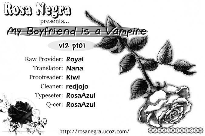 My Boyfriend is a Vampire 36 Page 1