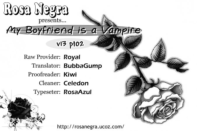 My Boyfriend is a Vampire 41 Page 1