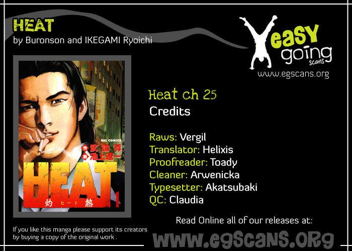 Heat 25 Page 1