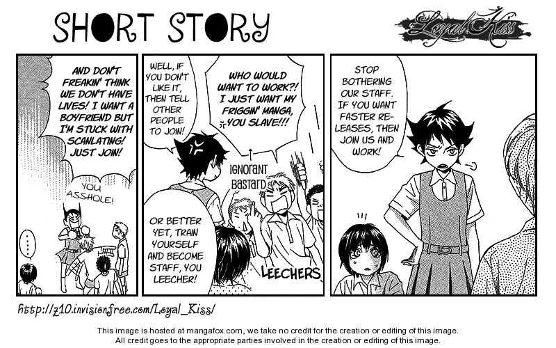 Tonari no Kaibutsu-kun 2 Page 1