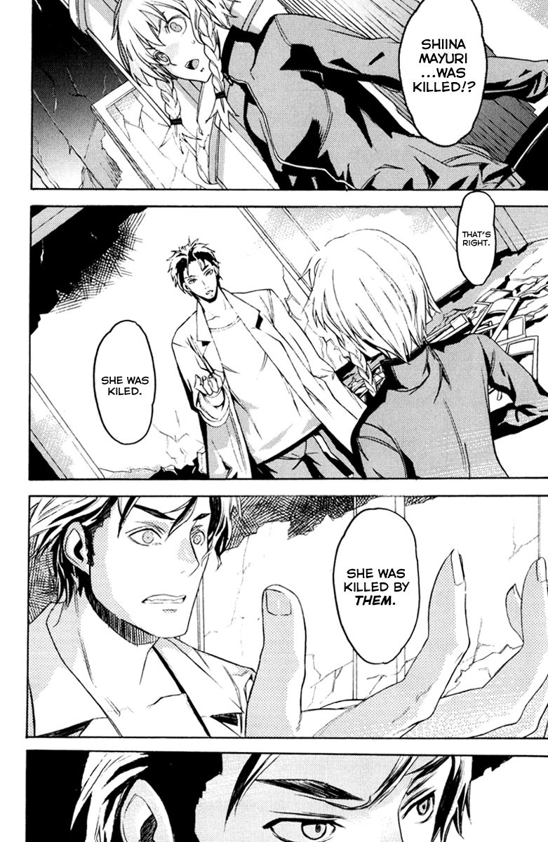 Steins;Gate - Boukan no Rebellion 10 Page 1