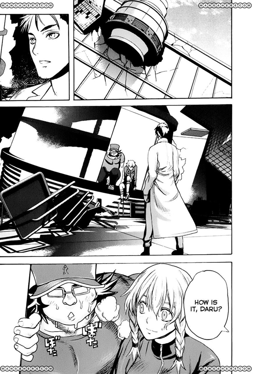 Steins;Gate - Boukan no Rebellion 11 Page 2