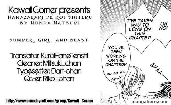 Hanazakari de Koi Shiteru 4 Page 2