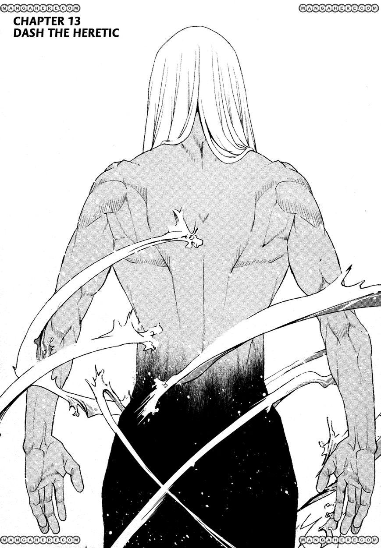 Code Geass: Shikkoku no Renya 13 Page 2