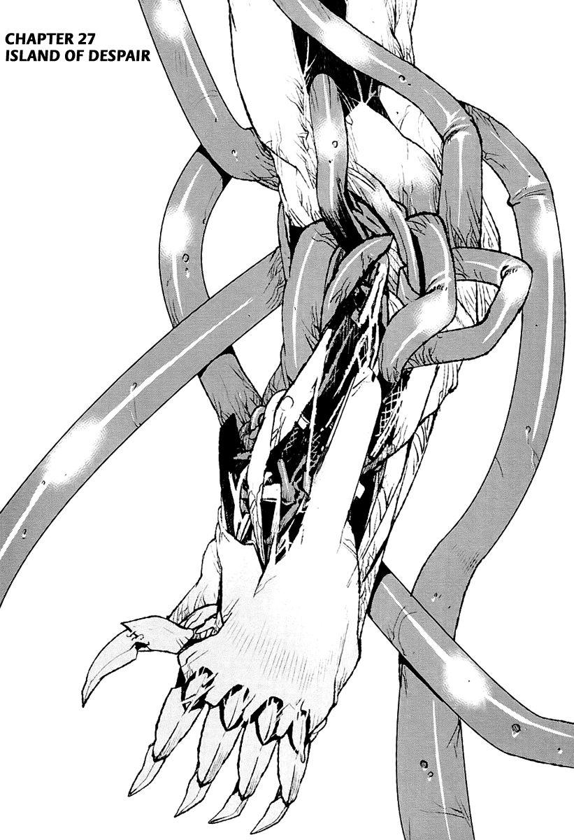 Code Geass: Shikkoku no Renya 27 Page 2