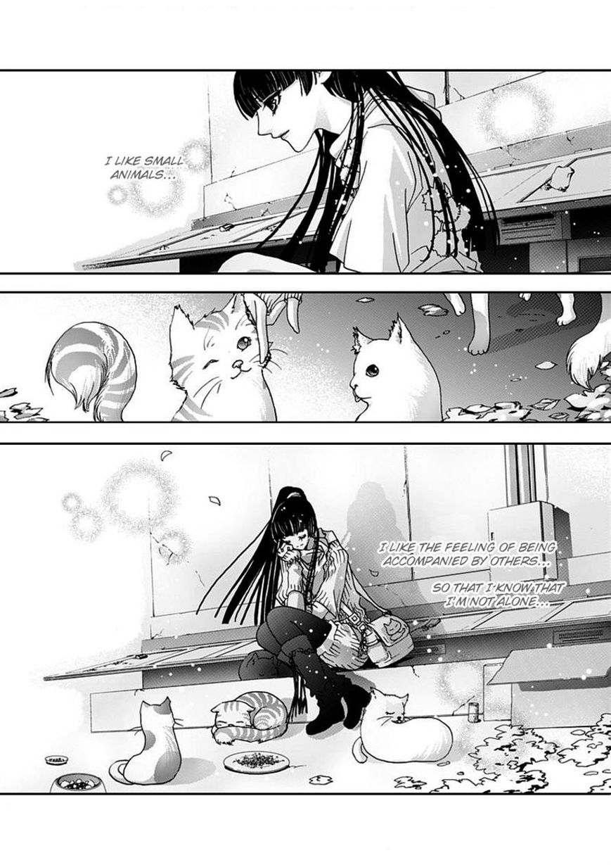 Yi Bi Zhi Ming 5 Page 1