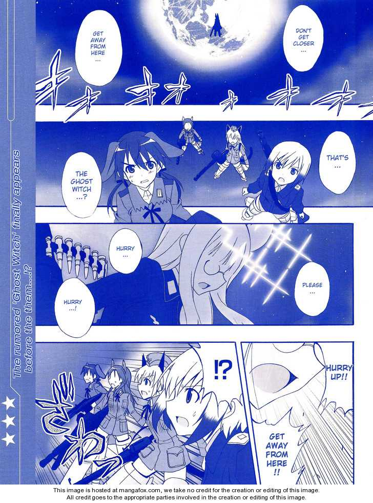 Strike Witches 1.5 6 Page 1
