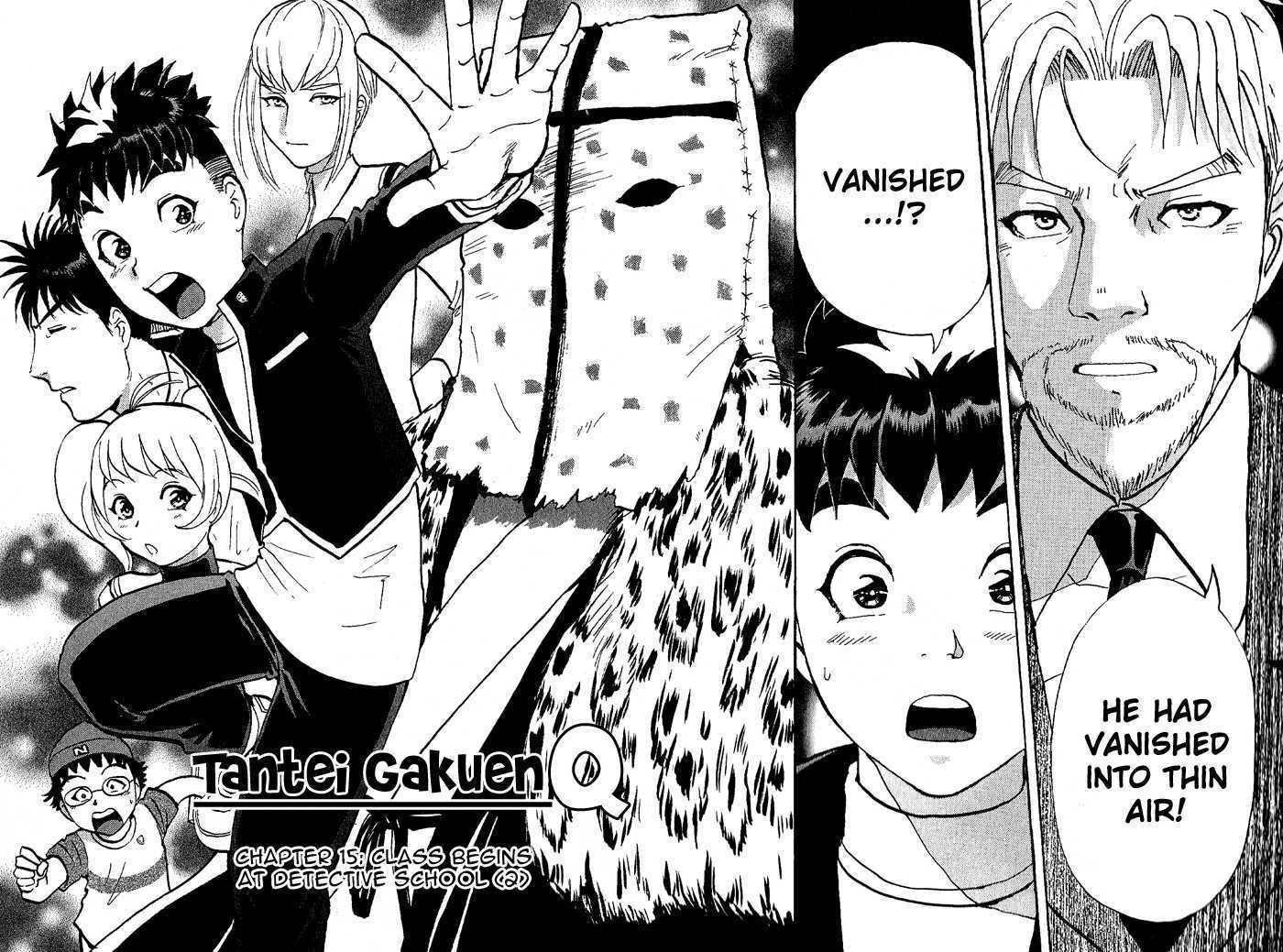 Tantei Gakuen Q 15 Page 3