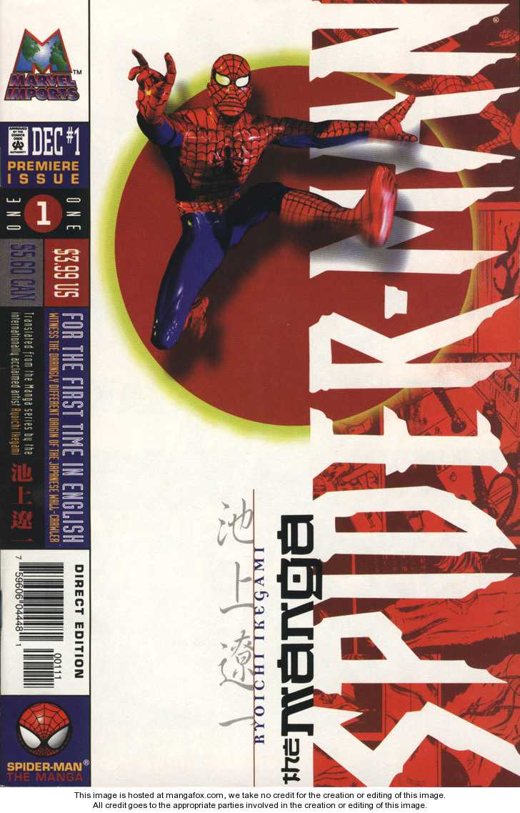 Spider-Man 1 Page 1