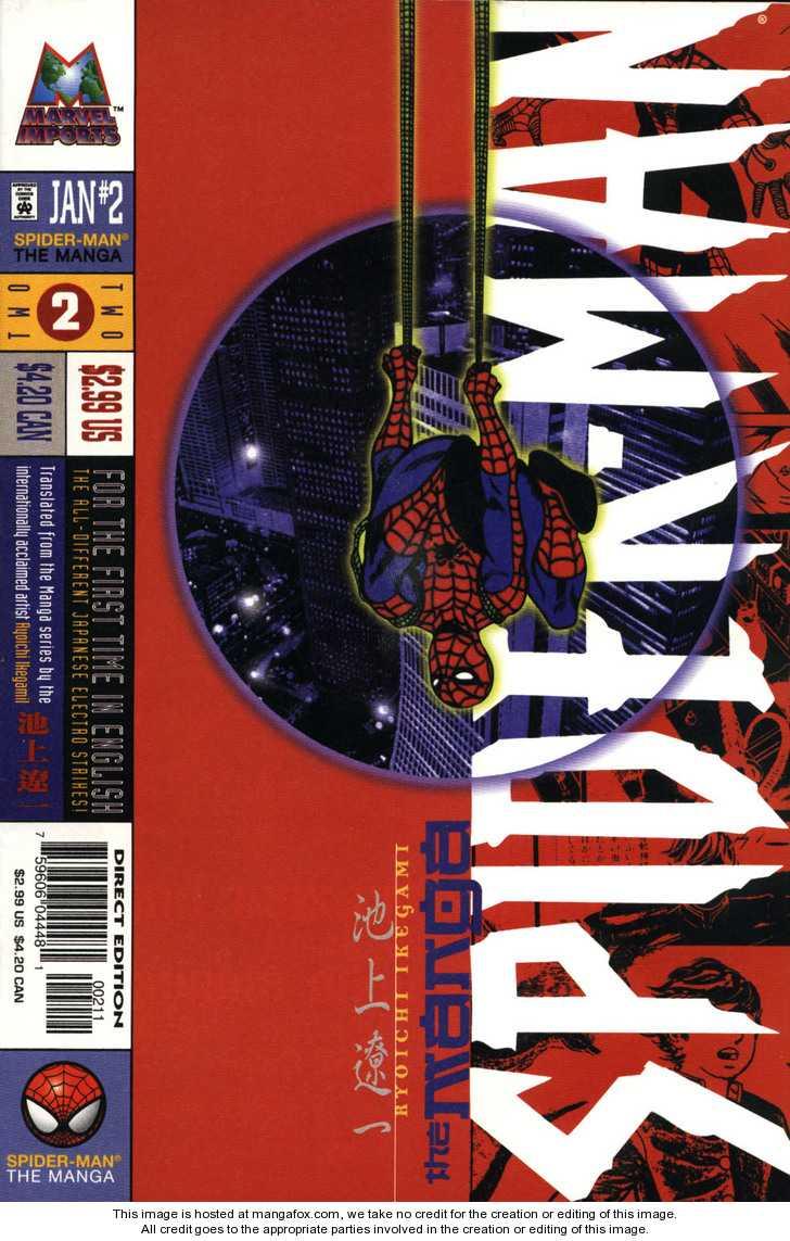 Spider-Man 2 Page 1