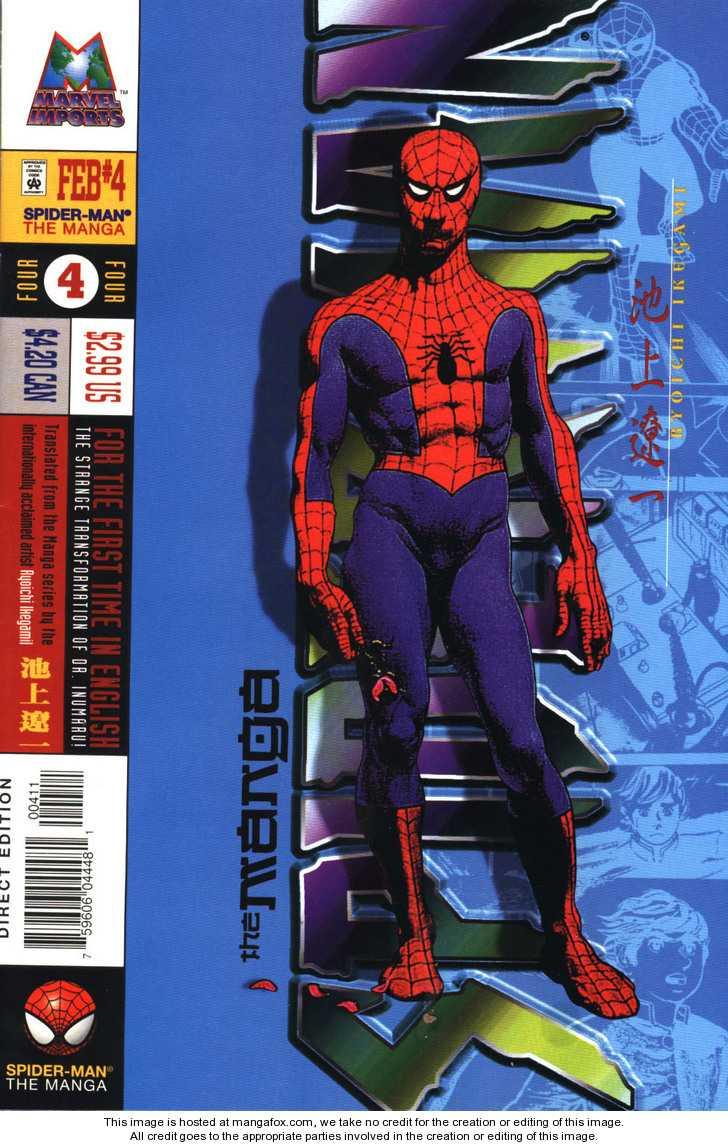 Spider-Man 4 Page 1
