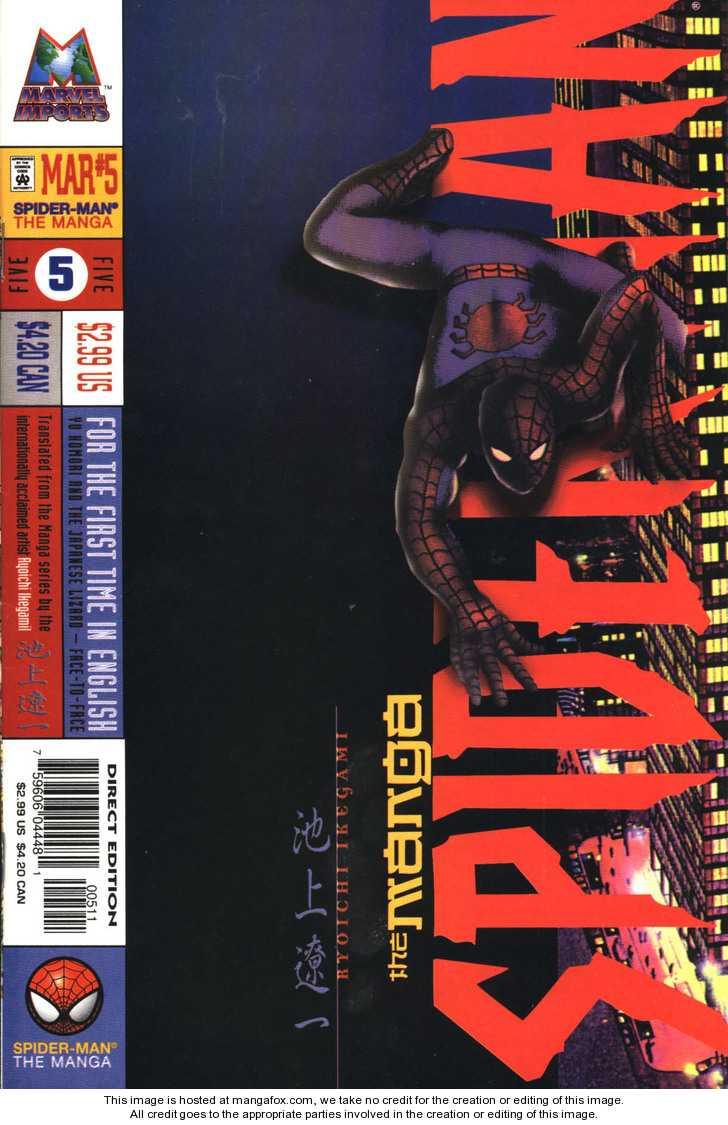 Spider-Man 5 Page 1