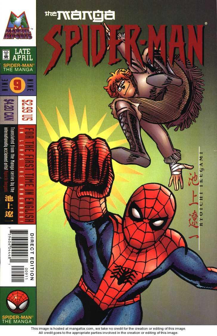 Spider-Man 9 Page 1