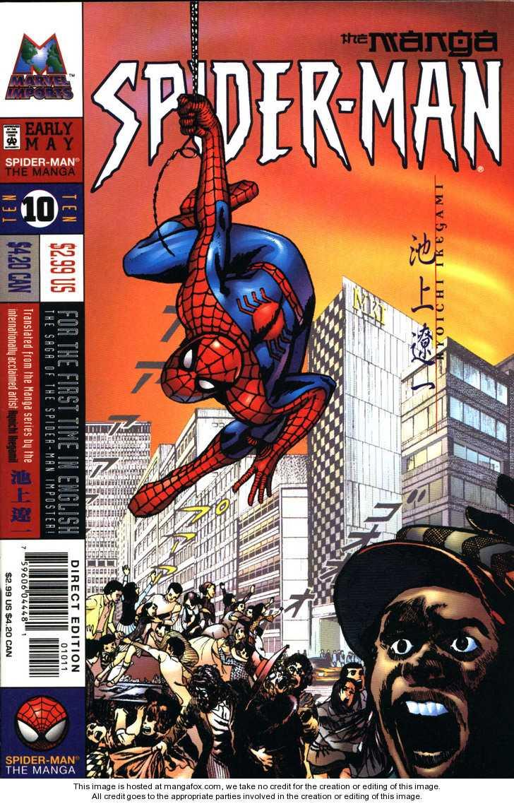 Spider-Man 10 Page 1