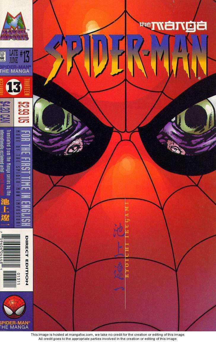 Spider-Man 13 Page 1