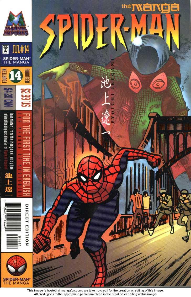 Spider-Man 14 Page 1
