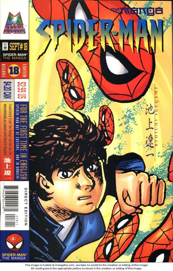 Spider-Man 18 Page 1