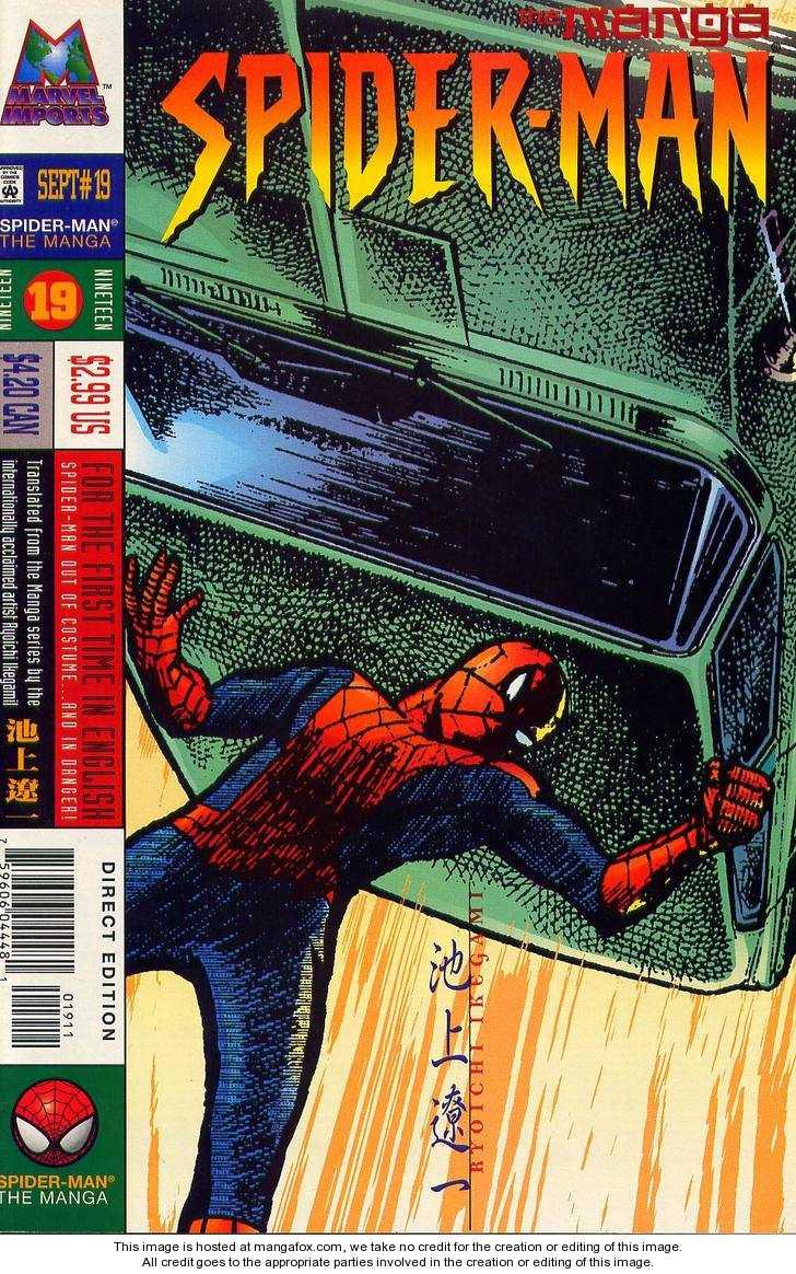 Spider-Man 19 Page 1