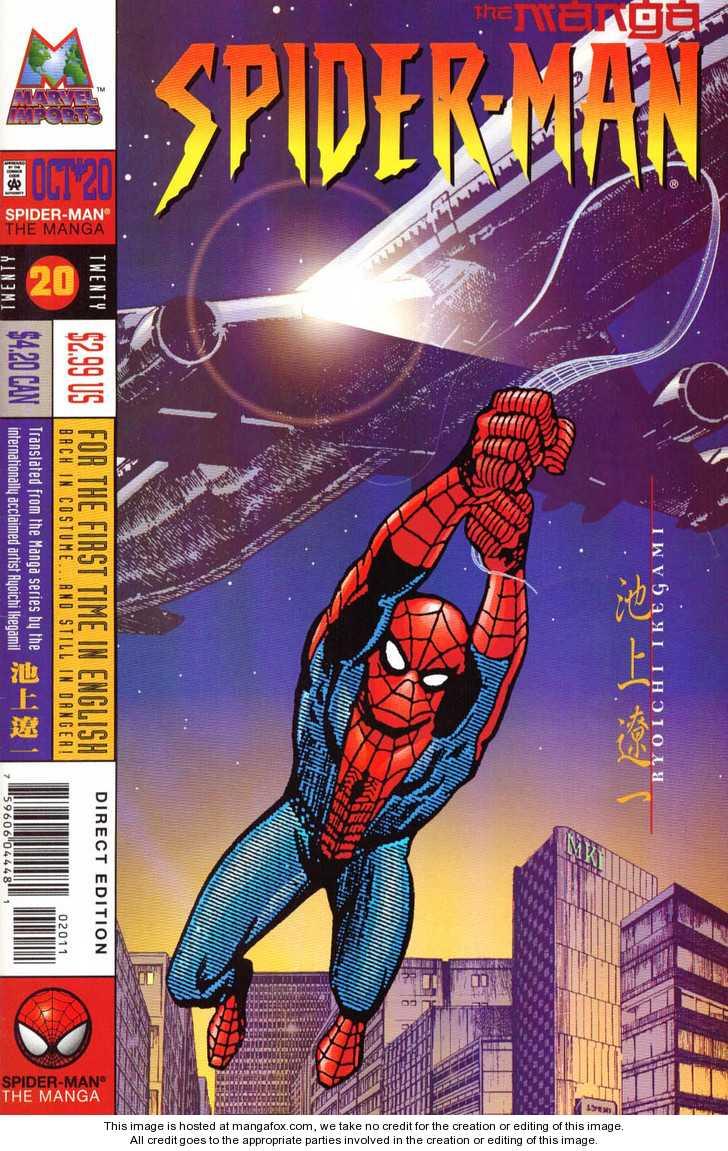 Spider-Man 20 Page 1