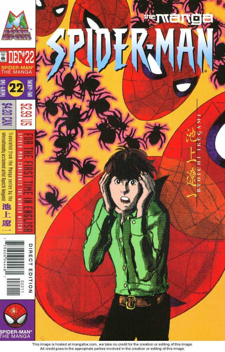 Spider-Man 22 Page 1