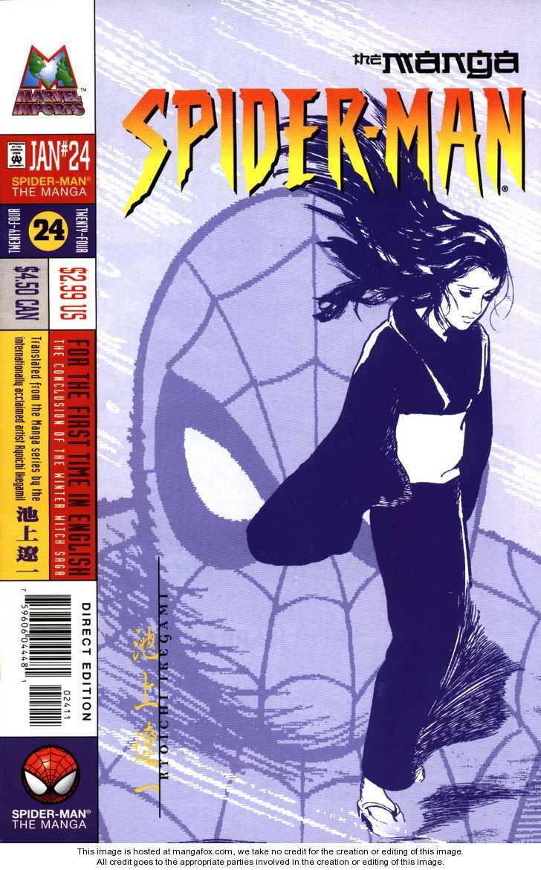 Spider-Man 24 Page 1