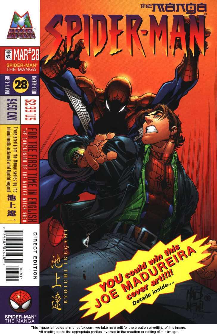 Spider-Man 28 Page 1