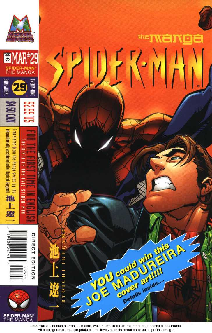 Spider-Man 29 Page 1