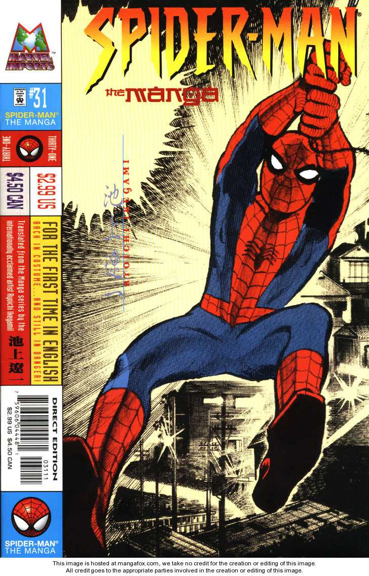 Spider-Man 31 Page 1