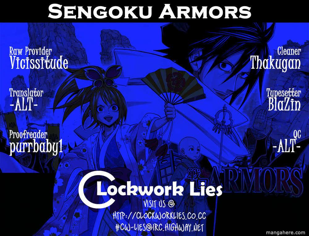 Sengoku Armors 6 Page 1