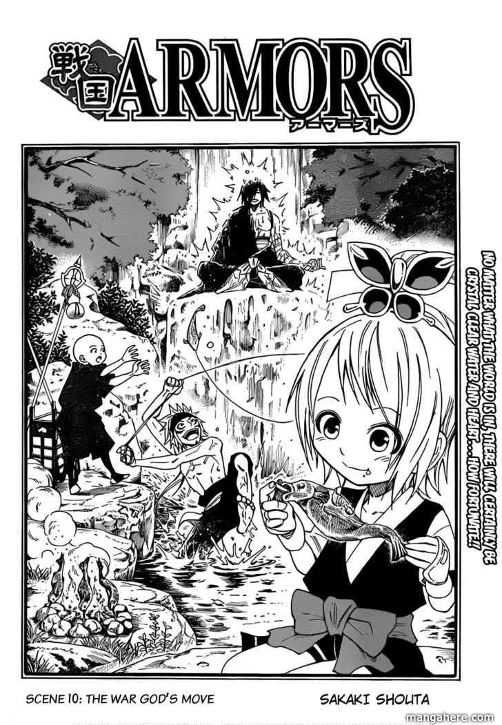 Sengoku Armors 10 Page 2