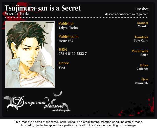 Tsujimura-san is a Secret 0 Page 2