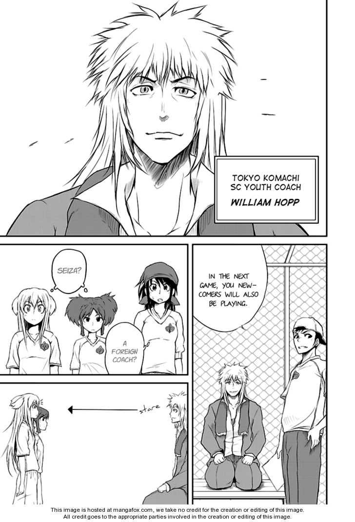 Kettama! - Shuukyuu Raiotto Girls 4 Page 2
