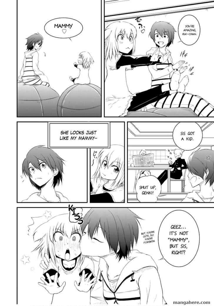 Kettama! - Shuukyuu Raiotto Girls 7 Page 2