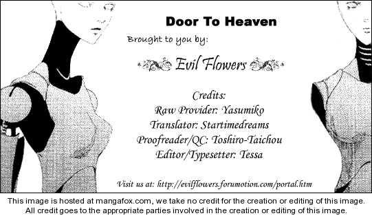 Door to Heaven 1 Page 1