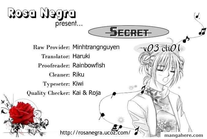 Secret (HAN Yu-Rang) 9 Page 2
