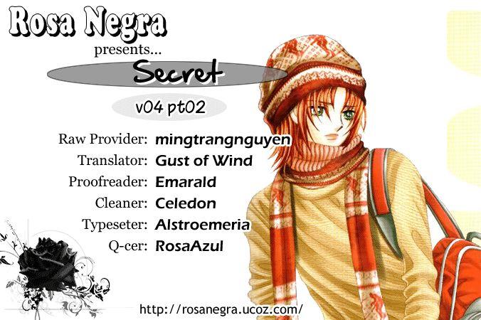 Secret (HAN Yu-Rang) 14 Page 1