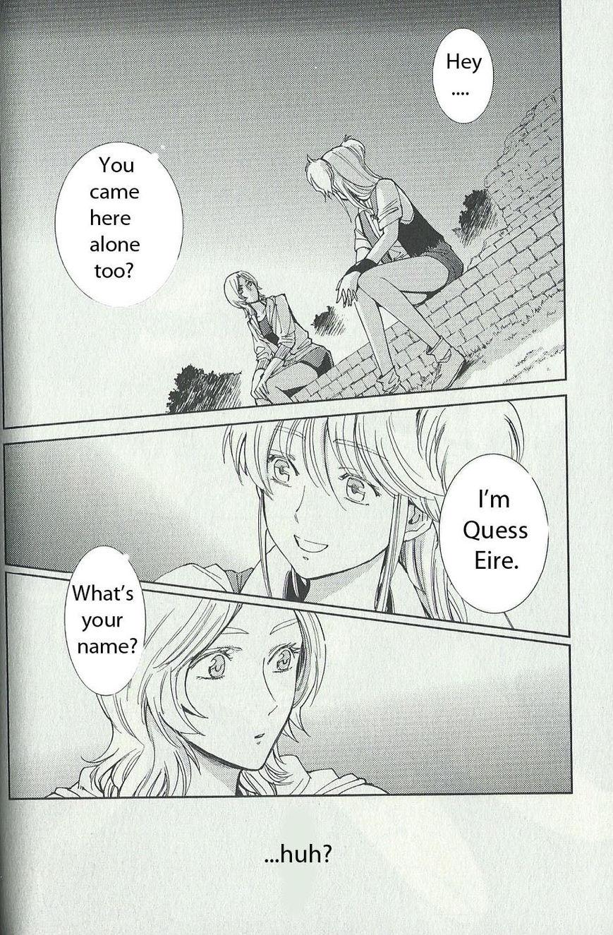 Kidou Senshi Gundam - Gyakushuu no Char - Beyond the Time 5 Page 2