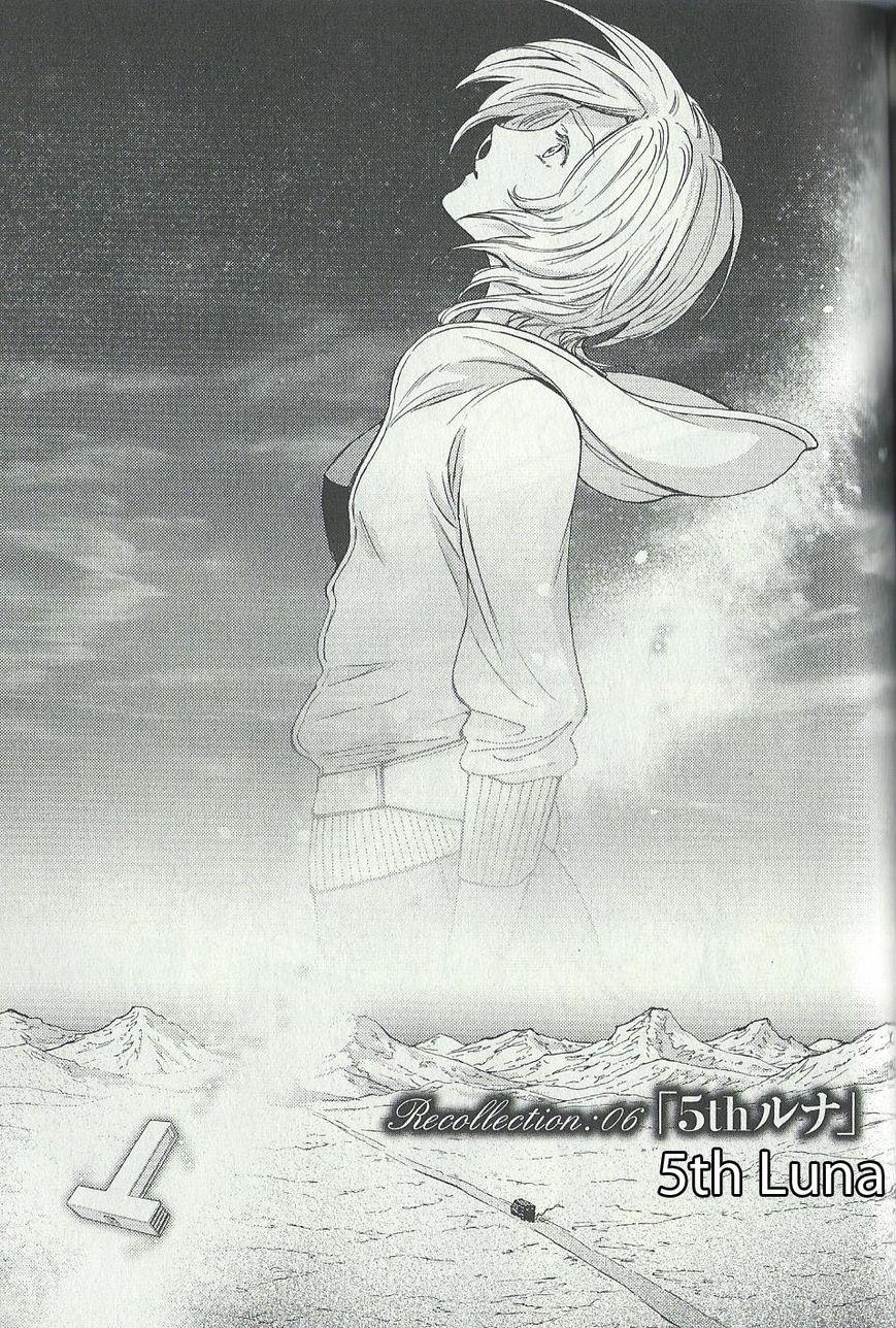 Kidou Senshi Gundam - Gyakushuu no Char - Beyond the Time 6 Page 1